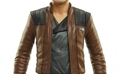 "New Solo Movie Han Solo BIG-FIGS 20"" Figure available on Amazon.com"