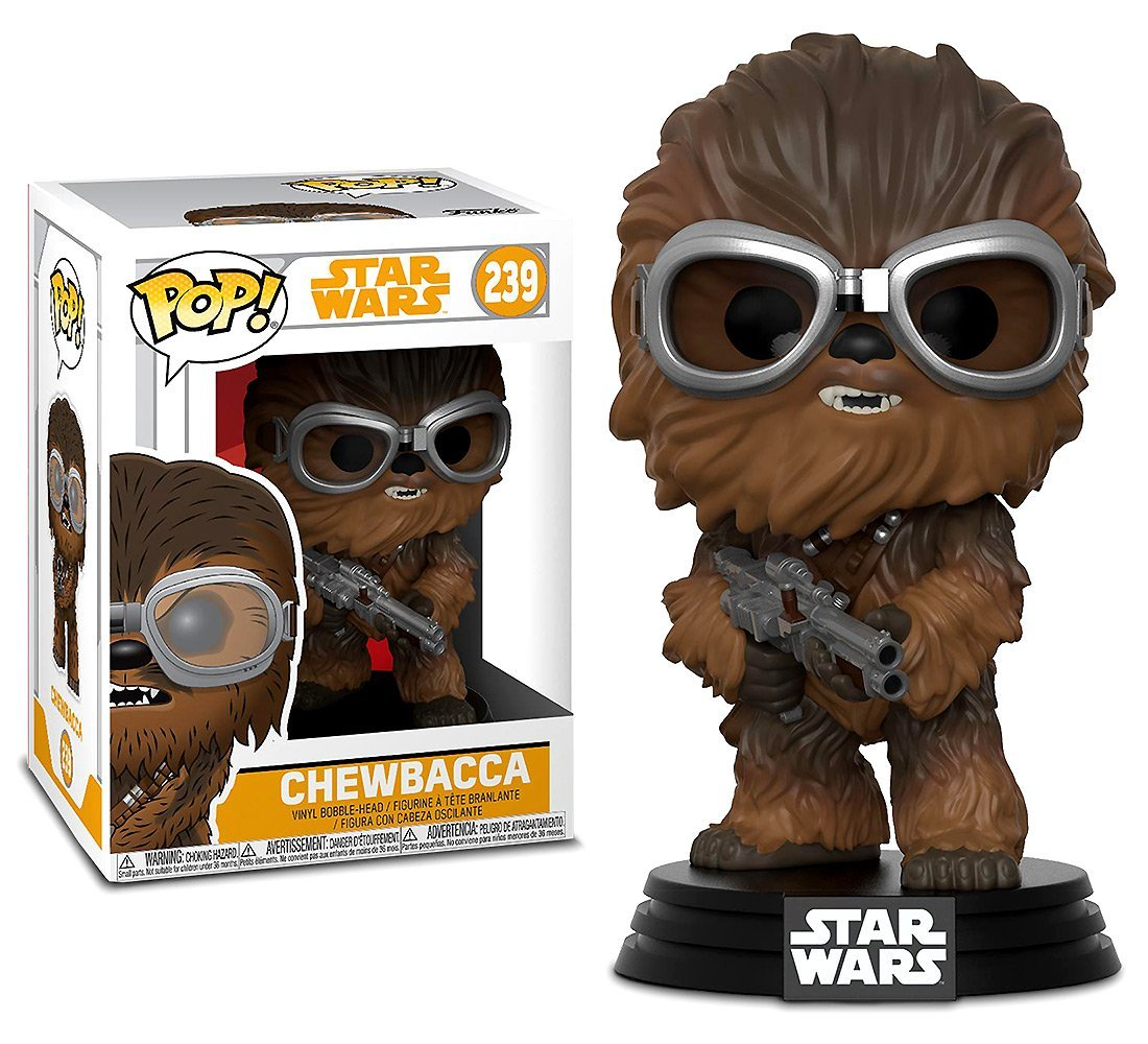 Solo: ASWS Chewbacca and Lando Calrissian FP BH Toy Bundle 3