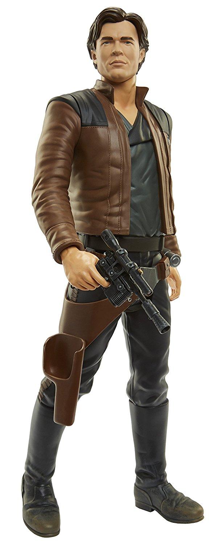 "Solo: ASWS Han Solo 20"" Figure 2"