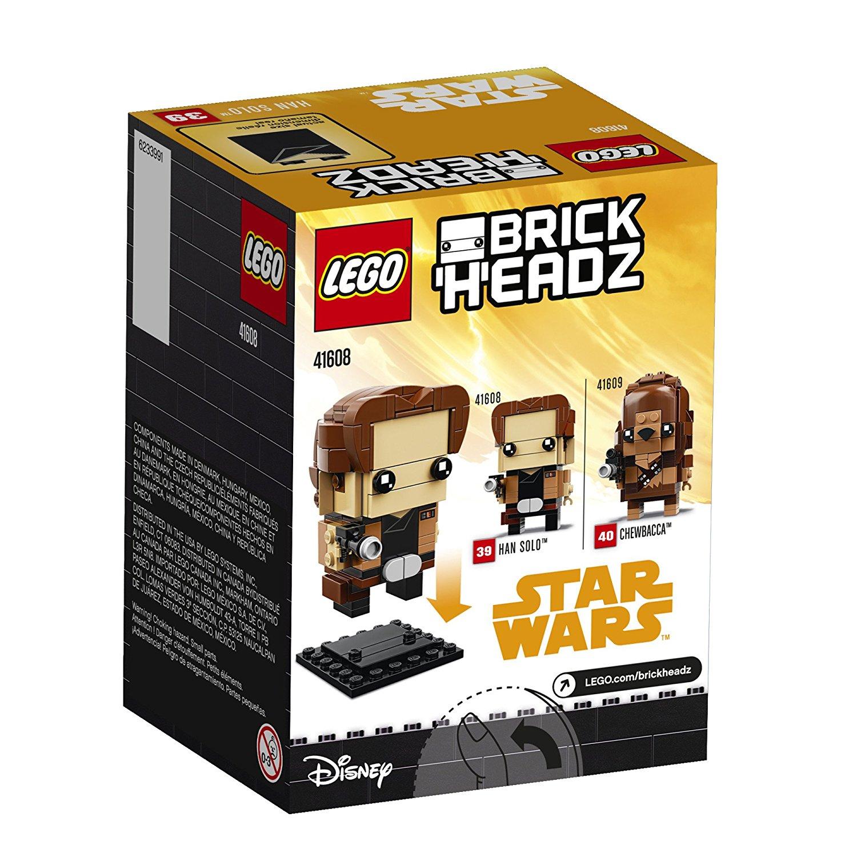 Solo: ASWS Han Solo BrickHeadz Lego Set 2