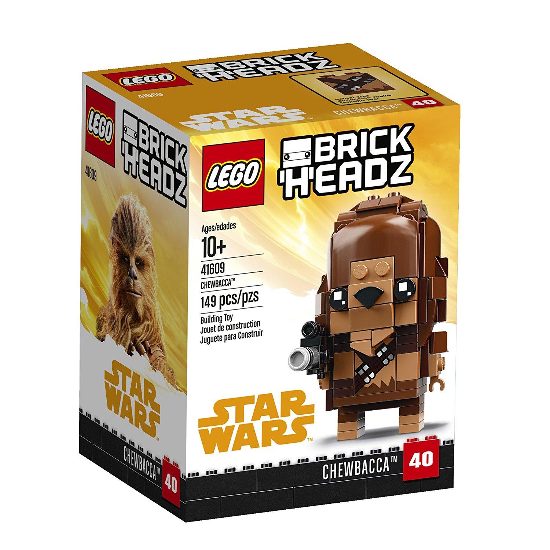 Solo: ASWS Chewbacca BrickHeadz Lego Set 1