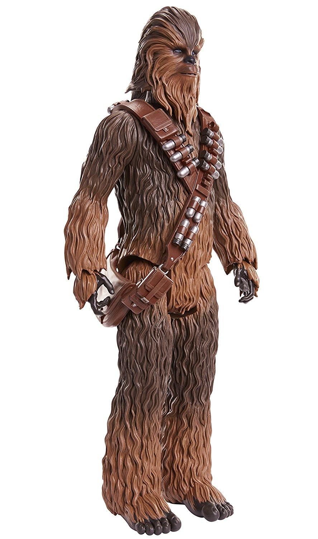 "Solo: ASWS 20"" BF Chewbacca Figure 2"