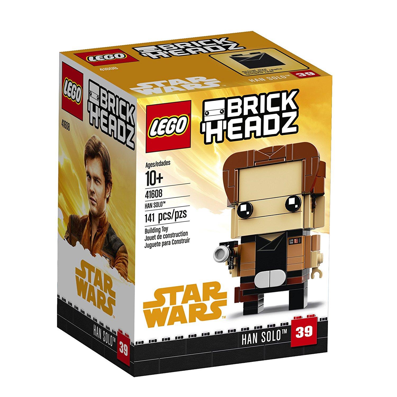 Solo: ASWS Han Solo BrickHeadz Lego Set 1