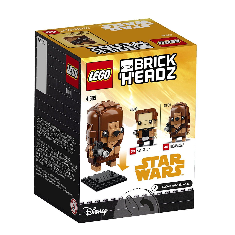 Solo: ASWS Chewbacca BrickHeadz Lego Set 2