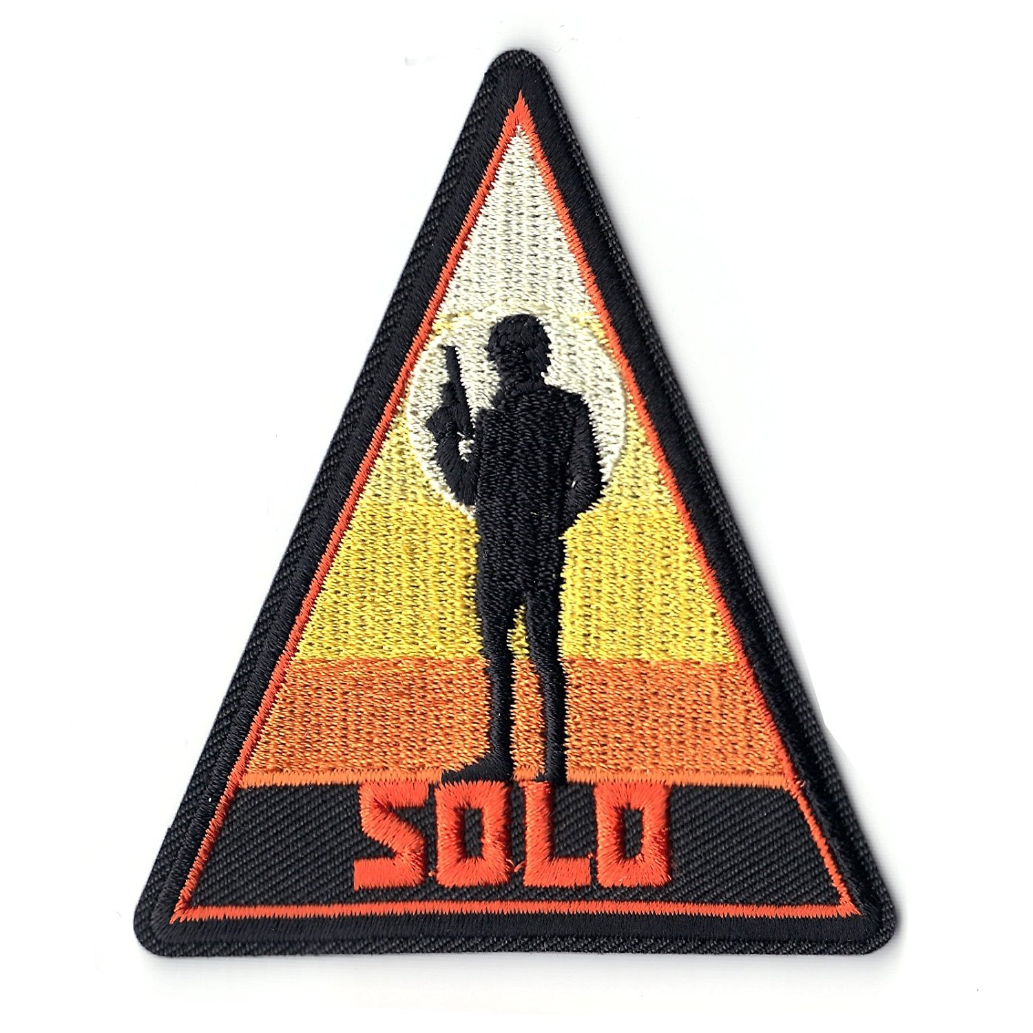 Solo: ASWS Han Solo Sunset Embroidered Iron-On Patch 2