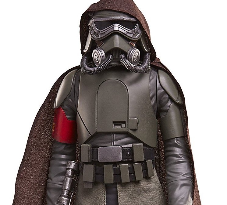 "New Solo Movie Imperial Mud Trooper 20"" BIG-FIGS Figure available on Amazon.com"