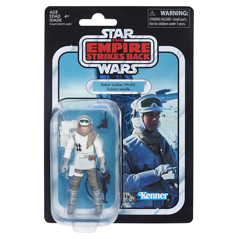 "TESB 3.75"" Vintage Rebel Trooper (Hoth) Figure 1"