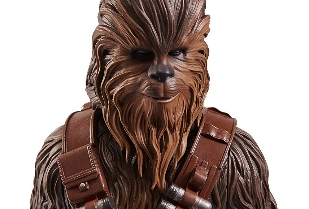 """New Solo Movie Chewbacca 20"""" BIG-FIGS Figure available on Amazon.com"""