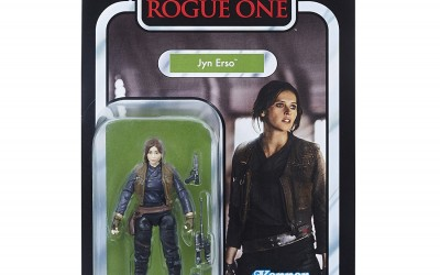 "New Rogue One Jyn Erso 3.75"" Vintage Figure available on Amazon.com"