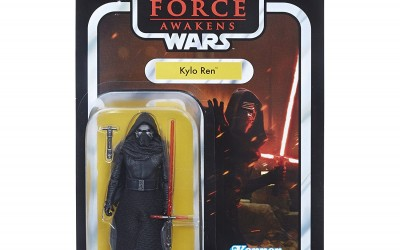 "New Force Awakens Kylo Ren 3.75"" Vintage Figure available on Amazon.com"