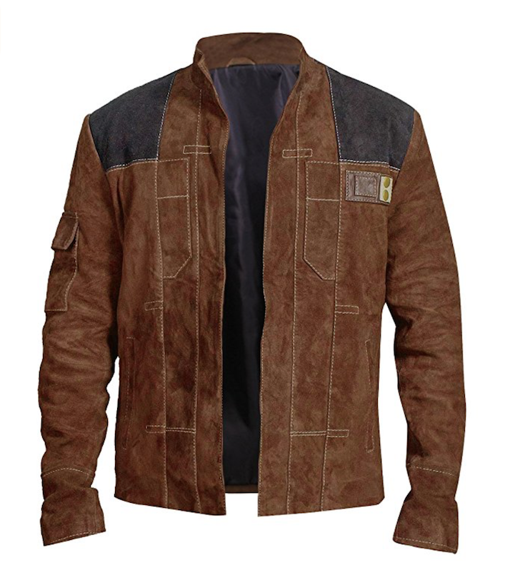 Solo: ASWS Han Solo Leather Jacket 1