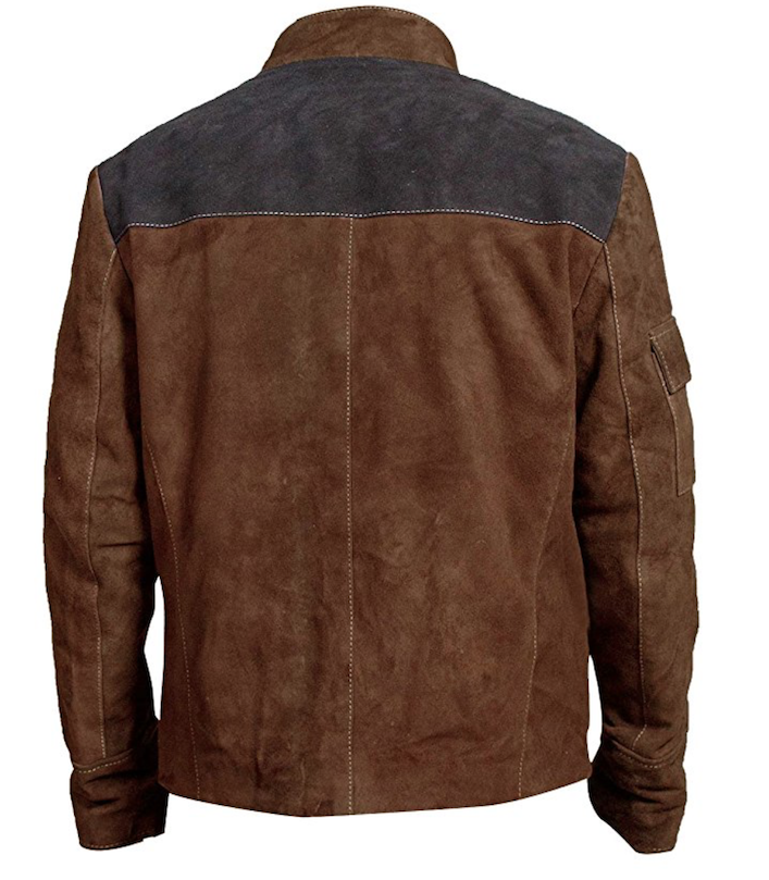 Solo: ASWS Han Solo Leather Jacket 2