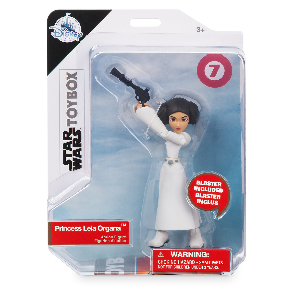 SW Toybox Princess Leia Figure 1