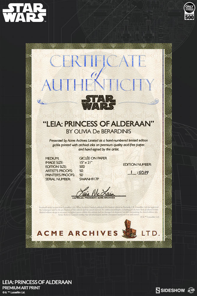 Leia: Princess of Alderaan AP 6