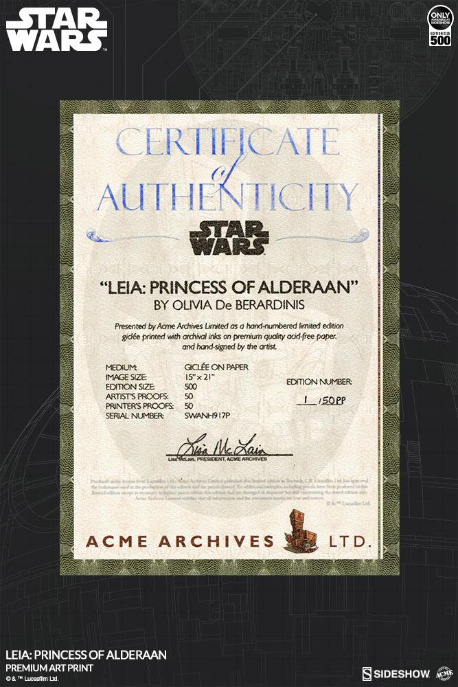 Leia: Princess of Alderaan AP 6