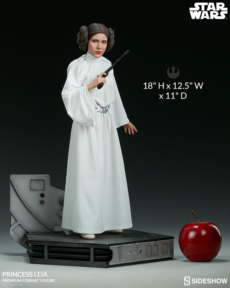 ANH Princess Leia Premium Format Figure 4