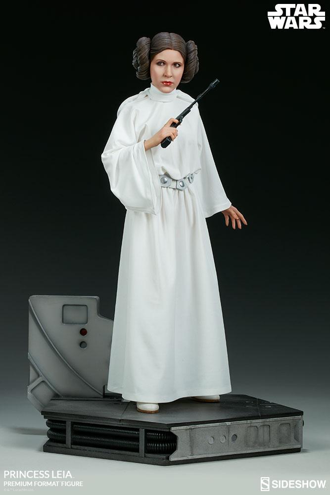ANH Princess Leia Premium Format Figure 5