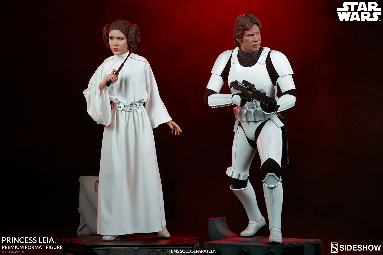 ANH Princess Leia Premium Format Figure 7