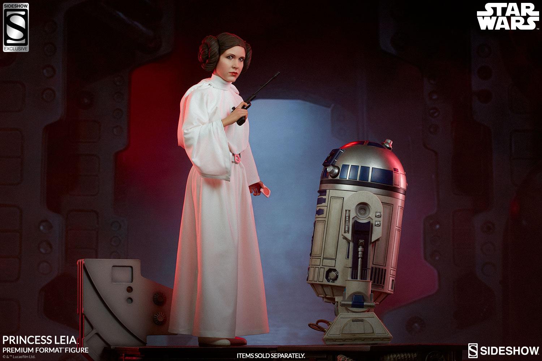 ANH Princess Leia Premium Format Figure 3