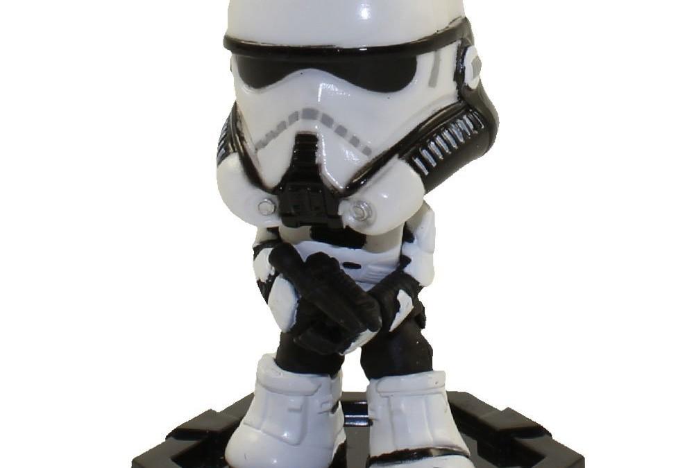 New Solo Movie Imperial Stormtrooper Funko Pop! Mystery Mini Figure available on Amazon.com