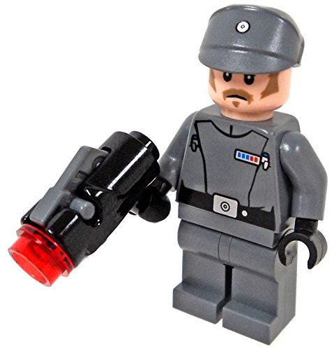 Solo: ASWS Imperial Recruitment Officer Lego Mini Figure