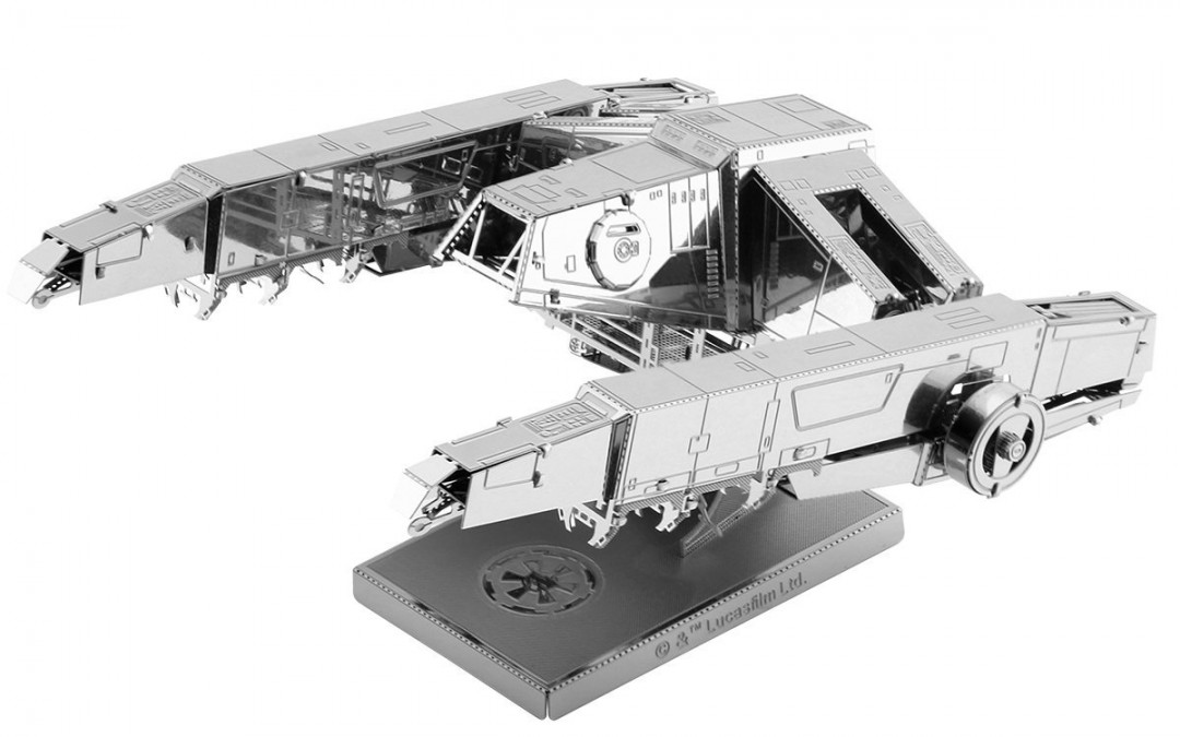 New Solo Movie Imperial AT-Hauler 3D Metal Model Kit available on Walmart.com