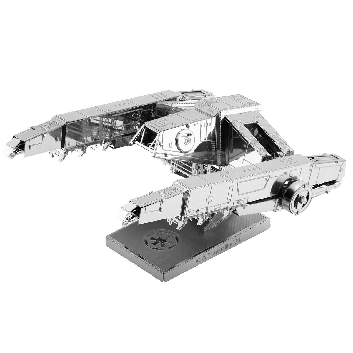 Solo: ASWS Imperial AT-Hauler 3D Metal Model Kit