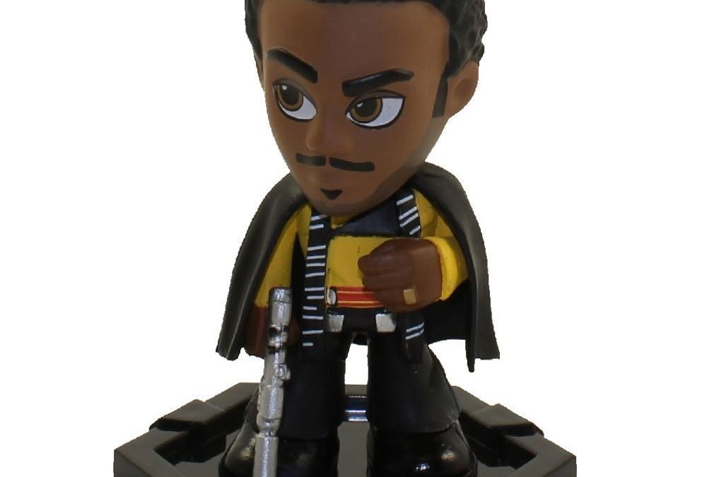 New Solo Movie Lando Calrissian Funko Pop! Mystery Mini Figure available on Amazon.com