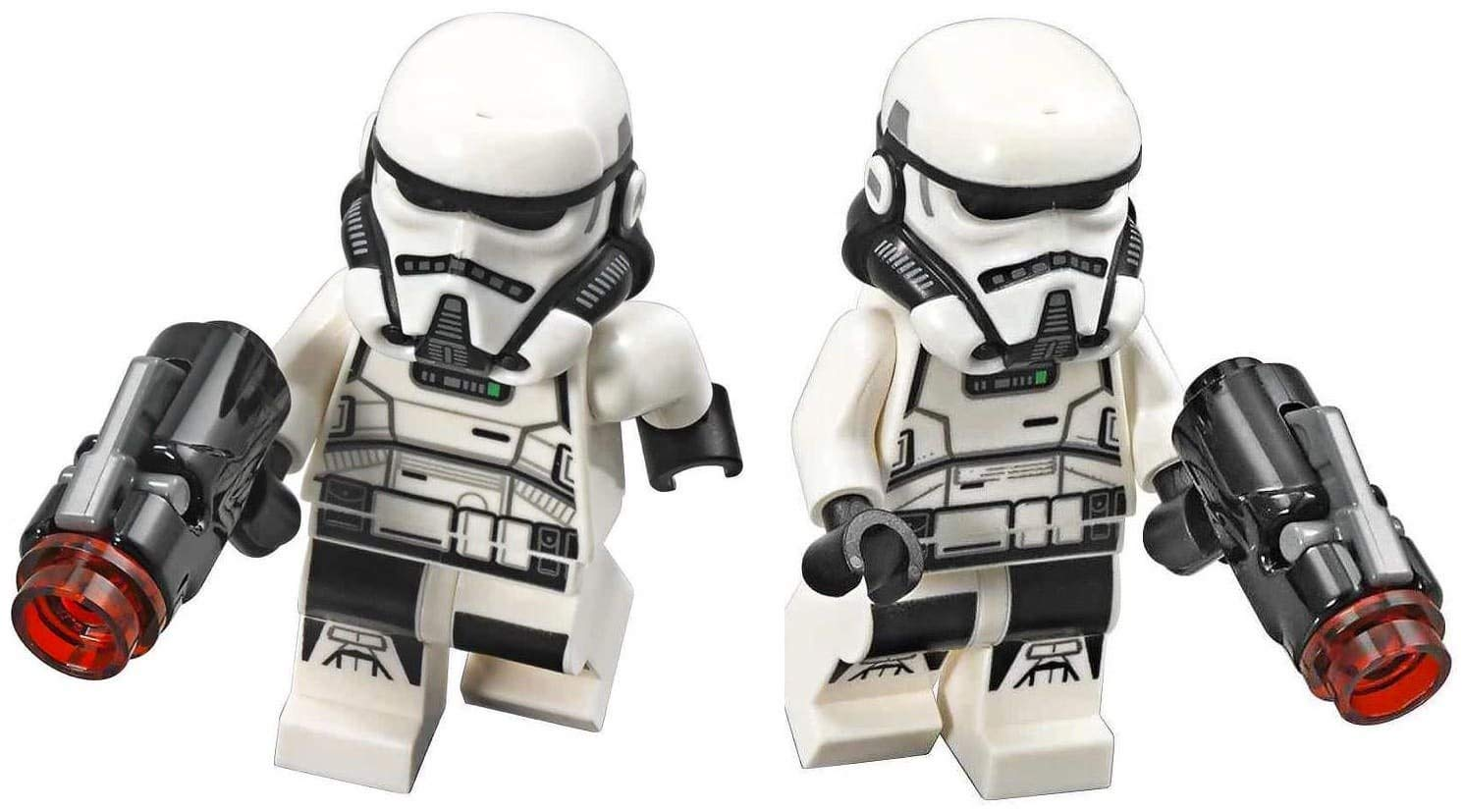 Solo: ASWS Imperial Patrol Troopers Lego Mini Figure 2-pack