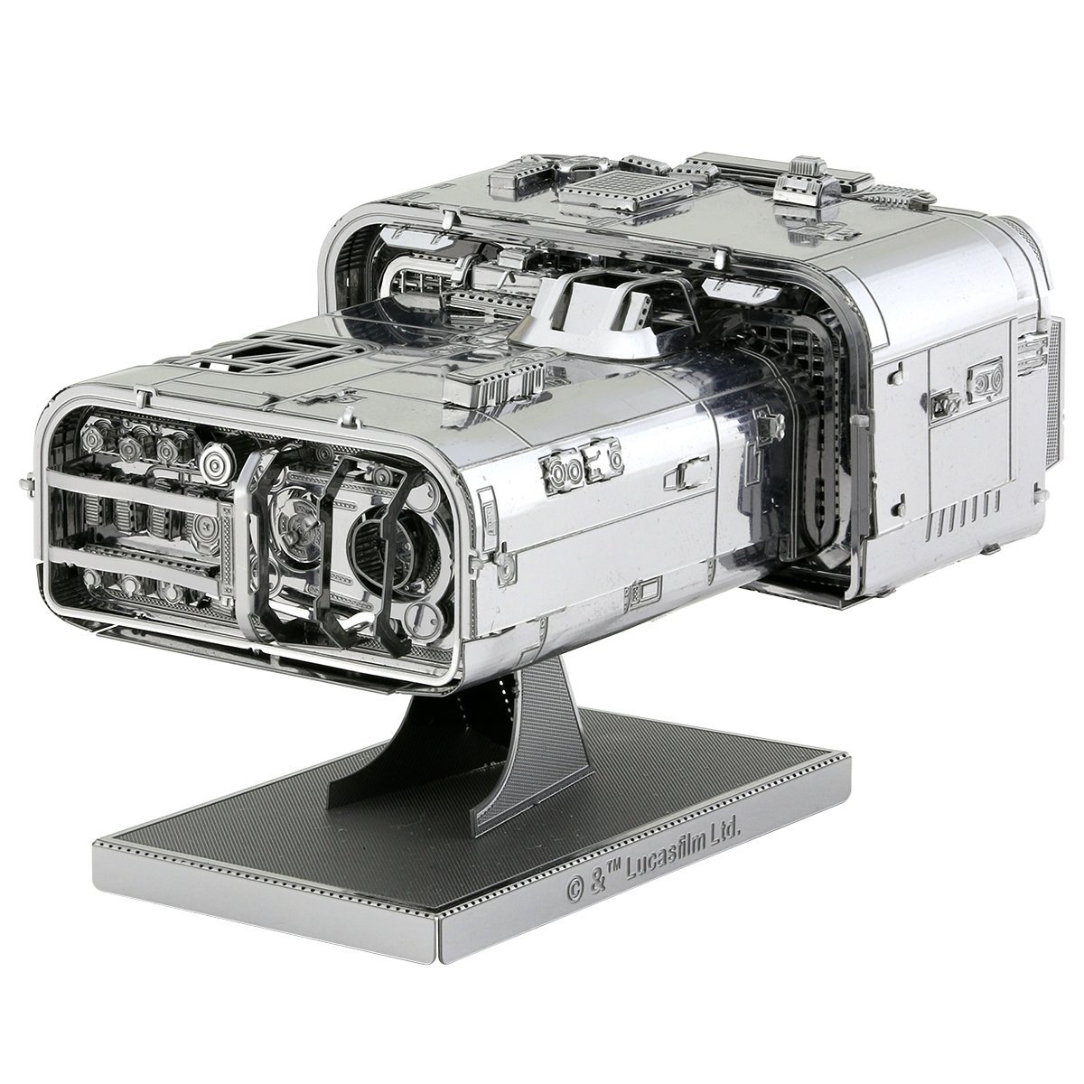 Solo: ASWS Moloch's Landspeeder 3D Metal Model Kit