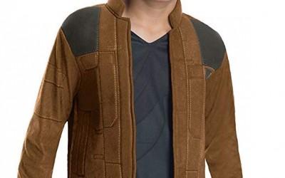 New Solo Movie Small Unisex Han Solo Deluxe Child's Costume available on Amazon.com