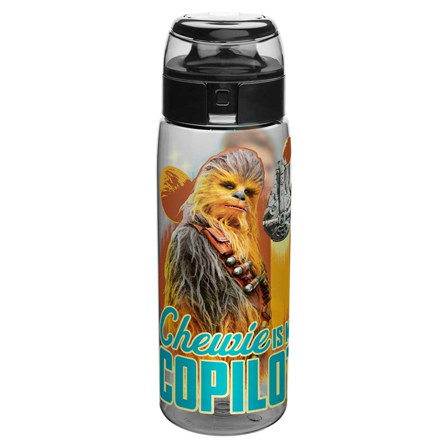 Solo: ASWS Chewbacca Plastic Water Bottle