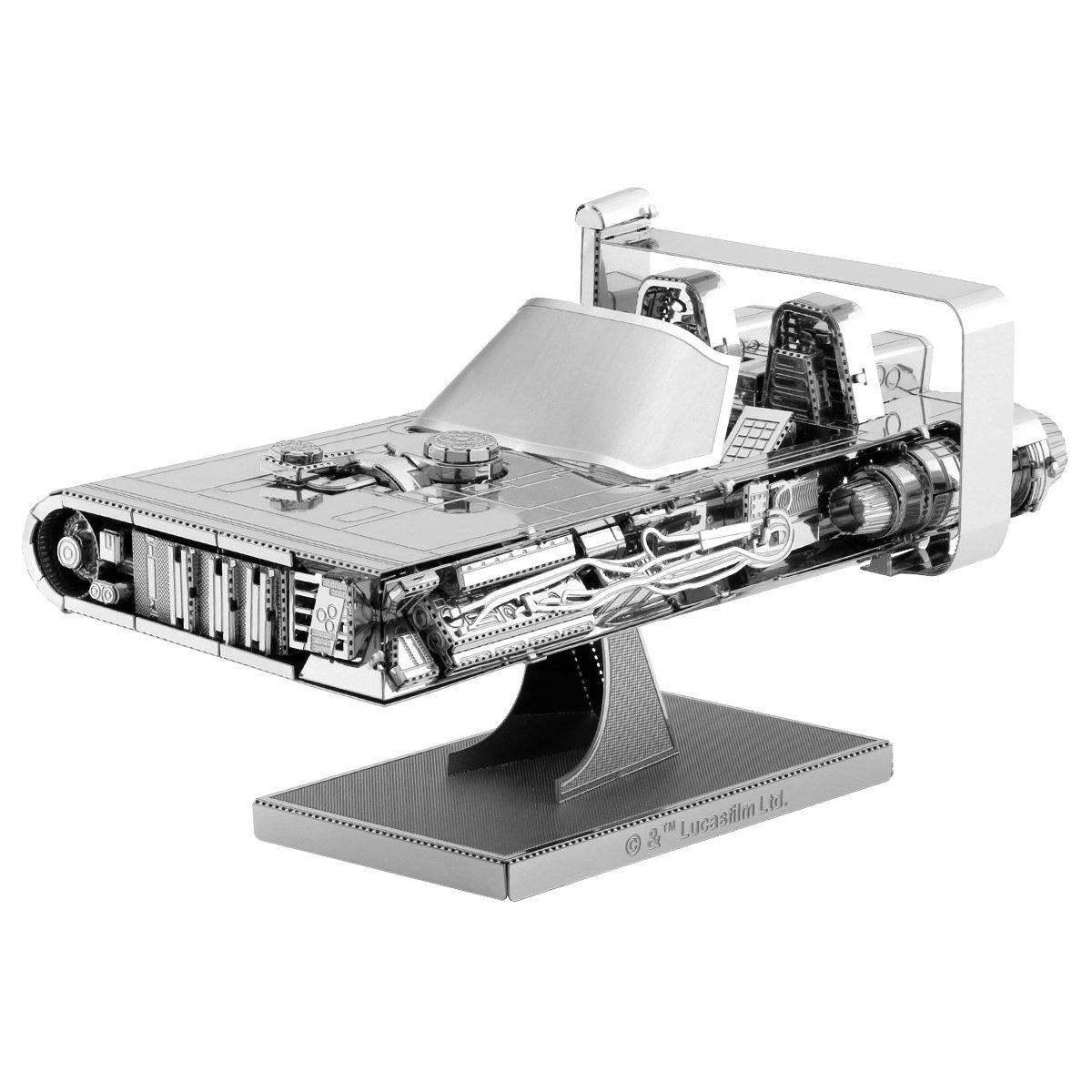Solo: ASWS Han Solo's Speeder 3D Metal Model Kit