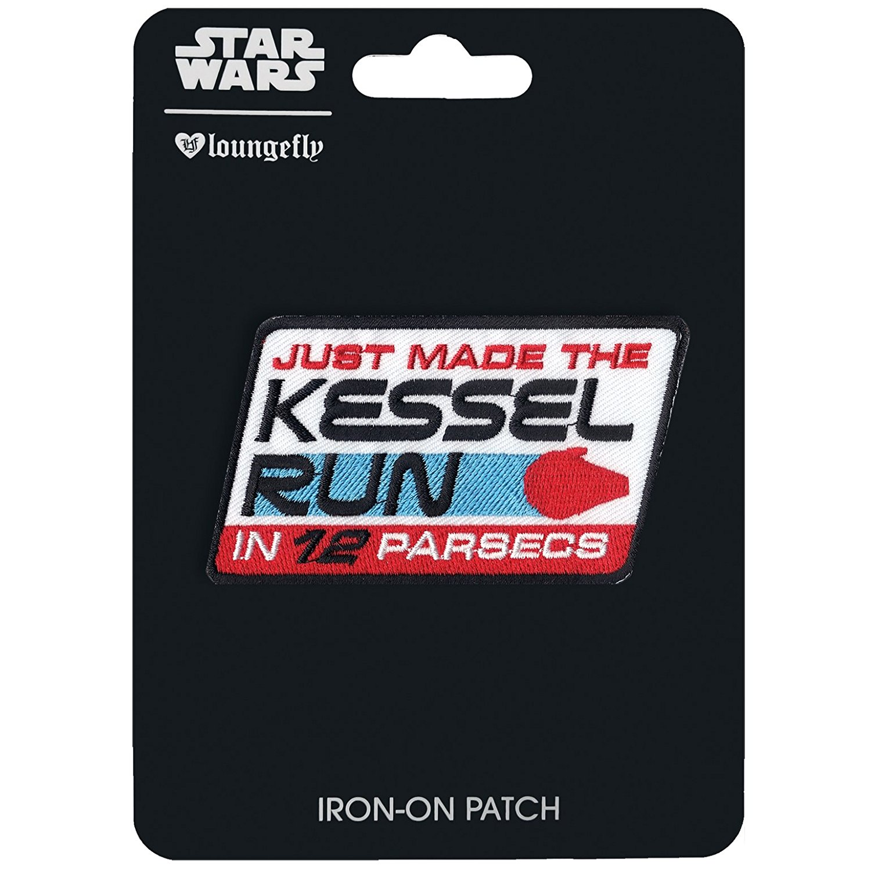 Solo: ASWS Kessel Run Iron-On Patch 1