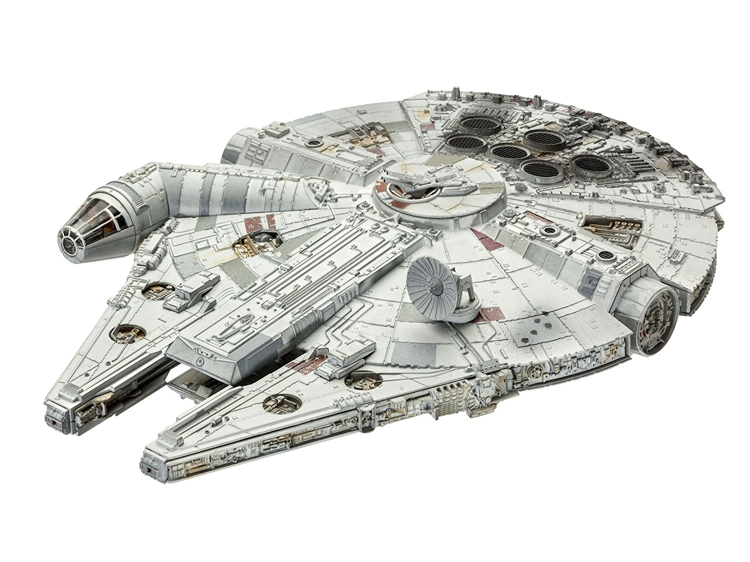 TLJ Millennium Falcon Model Kit 2