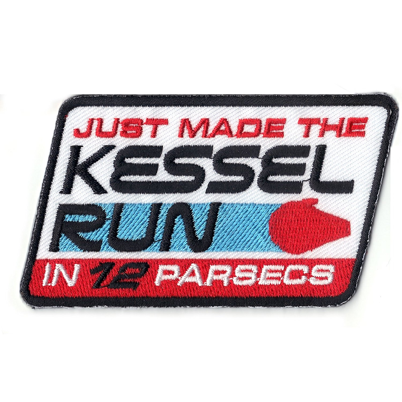 Solo: ASWS Kessel Run Iron-On Patch 2