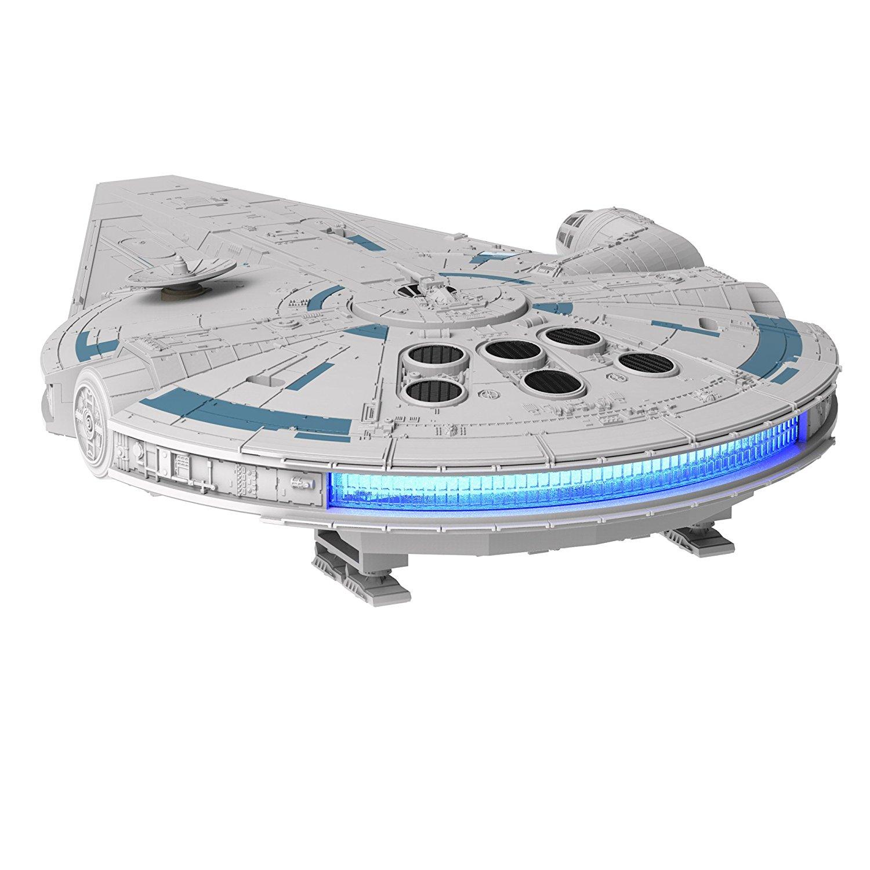 Solo: ASWS B&P Millennium Falcon Model Kit 4