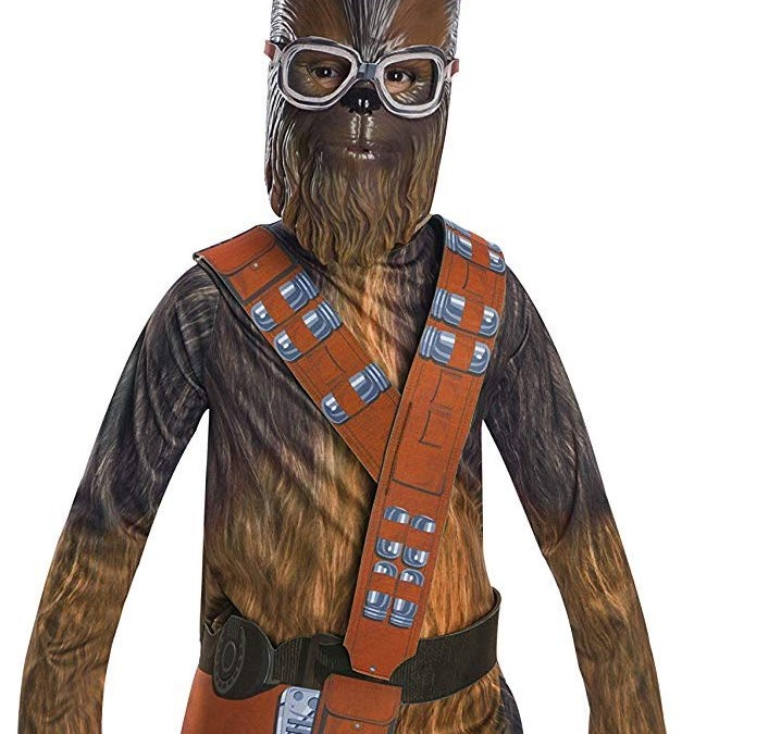 New Solo Movie Medium Unisex Deluxe Child's Costumes Rundown!