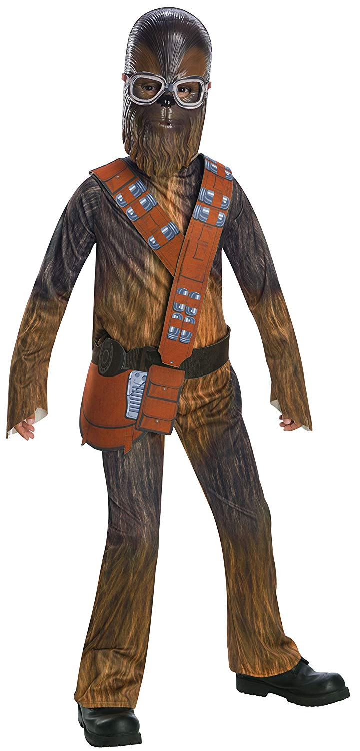 Solo: ASWS Medium Chewbacca Unisex Deluxe Child's Costume