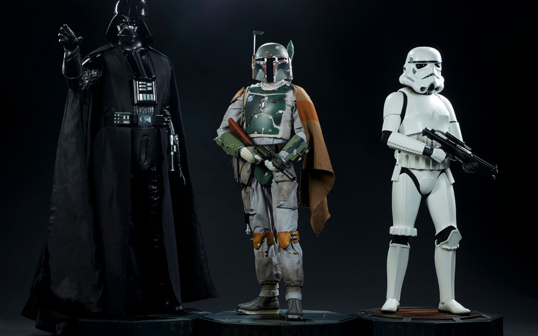 New Boba Fett Legendary Scale Figure available for pre-order!