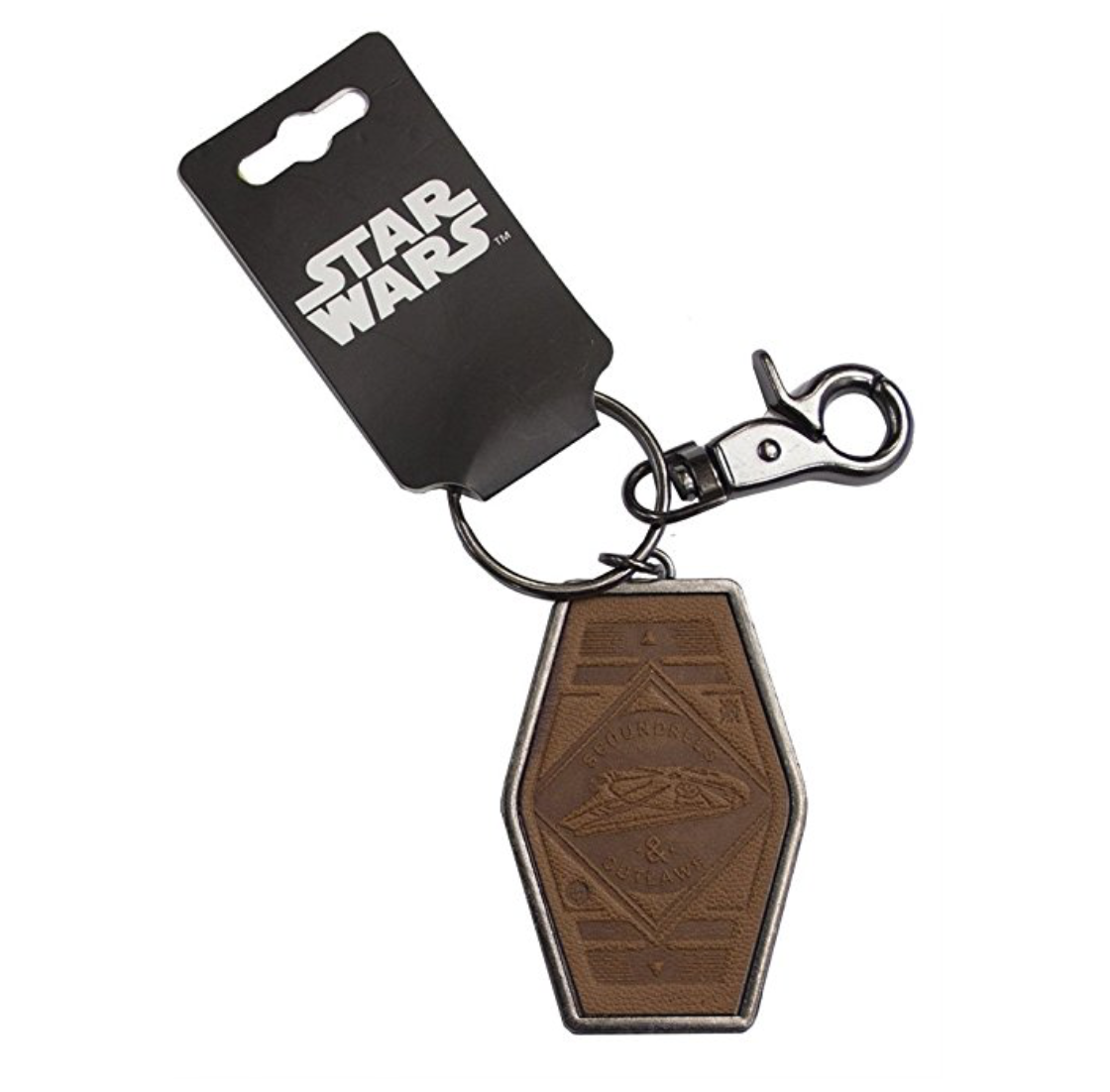 Solo: ASWS Scoundrels and Outlaws Keychain 1
