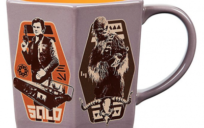 New Solo Movie Character Mug available on Amazon.com