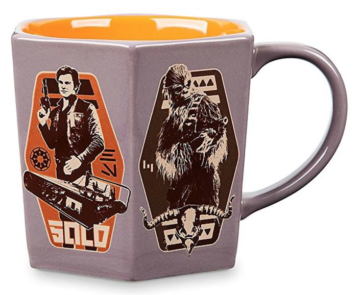 New Solo Movie Character Mug available on Amazon.com