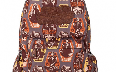 New Solo Movie Adult Backpack available on Amazon.com