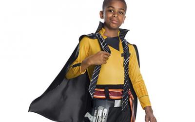 New Solo Movie Lando Calrissian Small Child's Costume available on Amazon.com