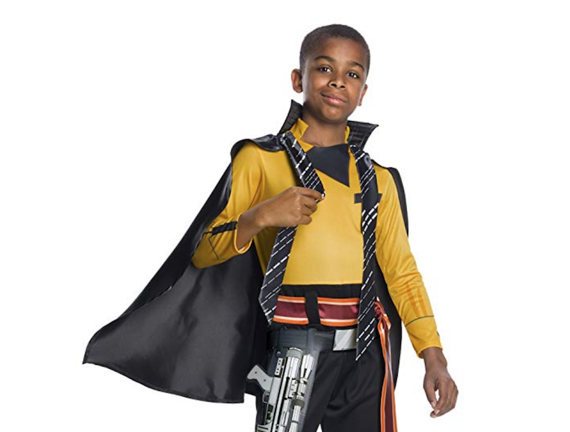 New Solo Movie Lando Calrissian Small Child's Costume available on Walmart.com
