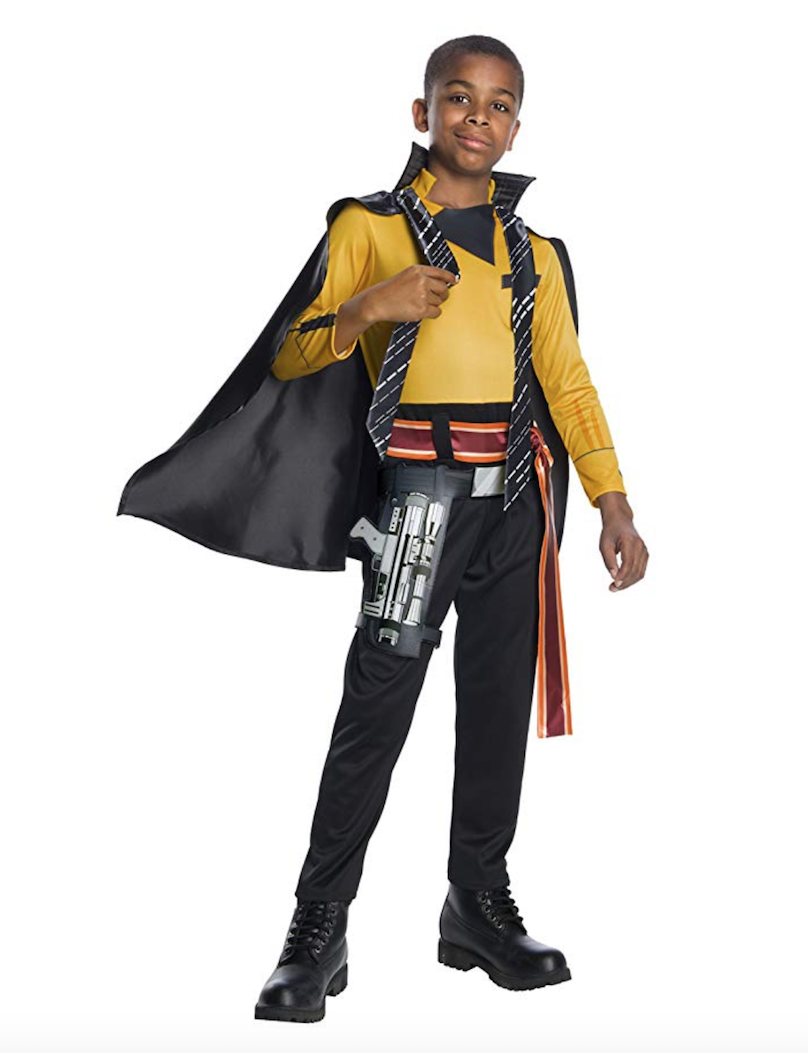 Solo: ASWS Lando Calrissian Small Child's Costume