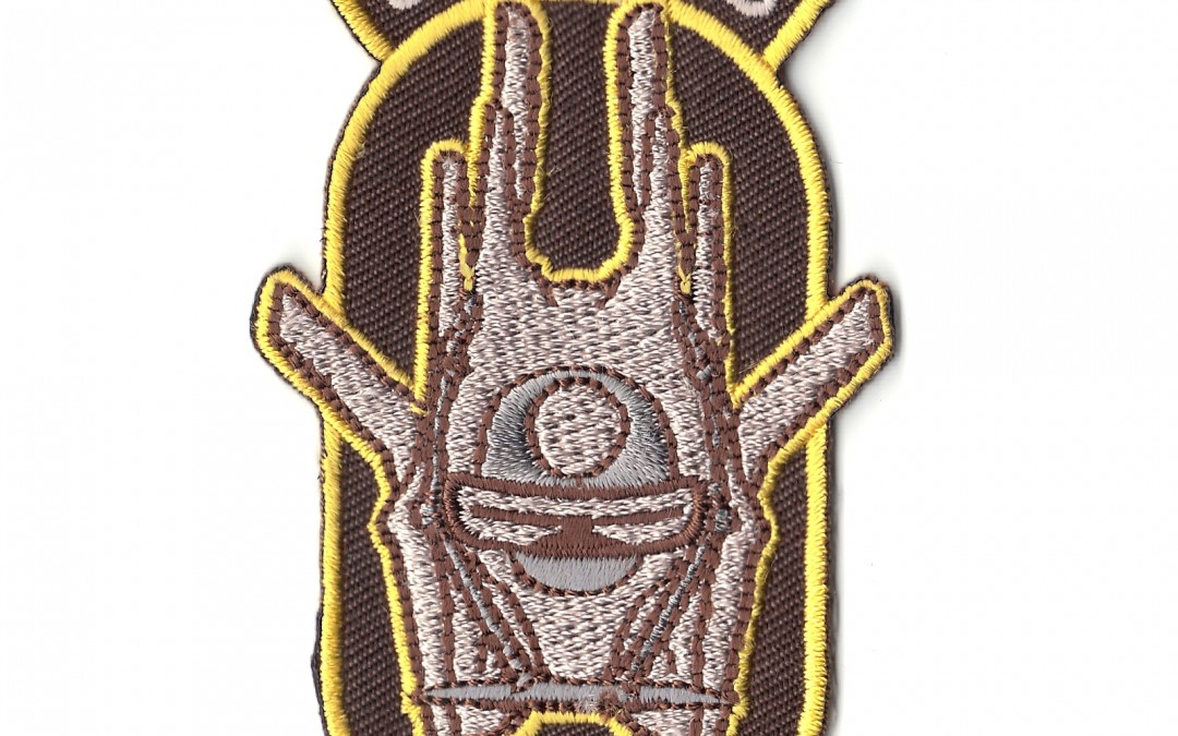 New Solo Movie Enfys Nest Embroidered Iron-On Patch available on Walmart.com