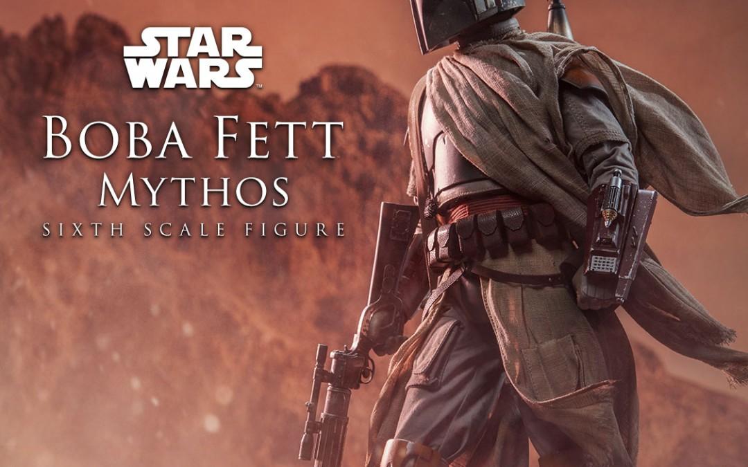 New Star Wars Boba Fett Mythos 1/6th Scale Figure coming soon!