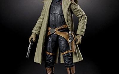 "New Solo Movie Black Series 6"" Tobias Beckett Figure available on Amazon.com"